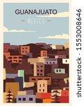 Guanajuato Retro Poster....