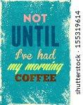 vintage typography vector... | Shutterstock .eps vector #155319614