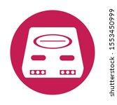 video game console device icon...