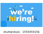 we are hiring with tiny people...