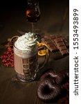 Hot Dark Russian Chocolate...