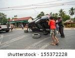 ko samui  thailand   september... | Shutterstock . vector #155372228
