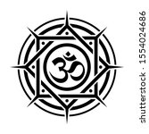 om logo can be used for company ...   Shutterstock .eps vector #1554024686