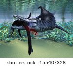 Liopleurodon Attacks...