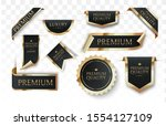 premium quality vector badges....   Shutterstock .eps vector #1554127109