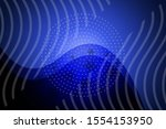 stylish blue background for... | Shutterstock . vector #1554153950