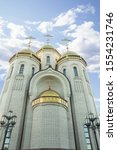 White Brick Orthodox Church...