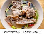 Tom Yum Fish Head Grouper Spicy ...