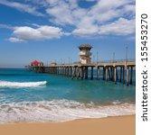 Huntington Beach Surf City Usa...