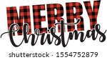 Buffalo Plaid Merry Christmas...