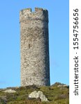 Stock photo the herring tower at langness 1554756656