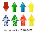 arrows   Shutterstock .eps vector #155486678