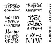 hand lettering quotes about... | Shutterstock .eps vector #1554896813