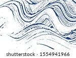 grunge texture. distress indigo ... | Shutterstock .eps vector #1554941966