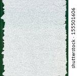 rip tissue paper on green... | Shutterstock . vector #155501606