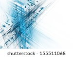 abstract business science or... | Shutterstock . vector #155511068
