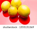 Small photo of Citrus fruits are rich in vitamin C and acidic, the lemon has antioxidants and few calories in addition to the aforementioned vitamin C; It is used to make refreshing juices in summer, ice cream