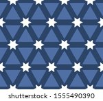 christmas background. abstract... | Shutterstock .eps vector #1555490390