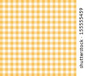 Yellow Gingham Tablecloth...