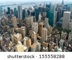 manhattan new york | Shutterstock . vector #155558288