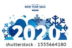 abstract geometric design for... | Shutterstock .eps vector #1555664180