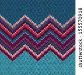knitted seamless fabric pattern ...