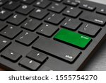 Black Computer Keyboard. The...