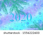 background blue purple with... | Shutterstock . vector #1556222603