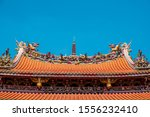Traditional Roof Of Chinese...