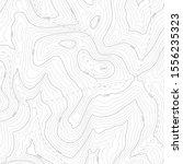 background of topographic line... | Shutterstock .eps vector #1556235323