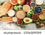 Healthy food clean eating...
