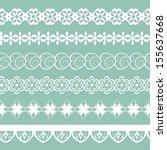 Set Of Paper Laces