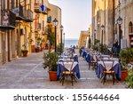 cefalu  sicily  italy   july 17 ...   Shutterstock . vector #155644664