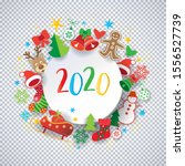 2020 happy new year merry...