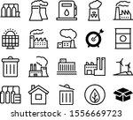 environment vector icon set... | Shutterstock .eps vector #1556669723