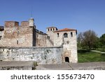 Small photo of Invulnerable walls and advantageous location made fortress impregnable