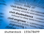 Civil Disobedience is the refusal to comply with certain laws or pay taxes and fines, as a peaceful form of political protest. Gandhi was known worldwide for advocating non-violent civil disobedience