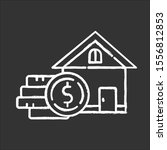 Home Equity Chalk Icon. Credit...