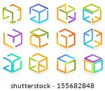abstract,abstraction,box,branding,business,color,company,concept,cube,cubic,cubism,design,element,graphics,icon
