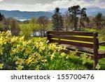 Spring At Holehird.