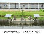 Sewage Treatment Boat Solar...