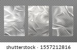 white wet paper  bad glued... | Shutterstock .eps vector #1557212816