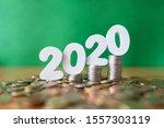 2020 New Year Saving Money And...
