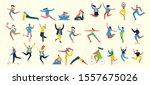 vector illustration concept...   Shutterstock .eps vector #1557675026