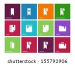 bookmark  tag  favorite icons...
