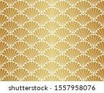 vector abstract arabesque...   Shutterstock .eps vector #1557958076