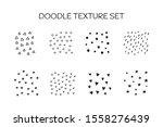 Set Of Doodle Textures...
