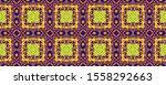 spanish majolica. azulejo...   Shutterstock . vector #1558292663