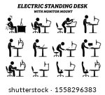 Ergonomic Electric Standing...