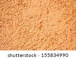 rough style of orange cement... | Shutterstock . vector #155834990